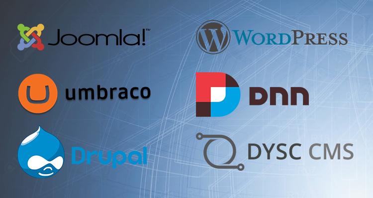 CMS Platform Logos