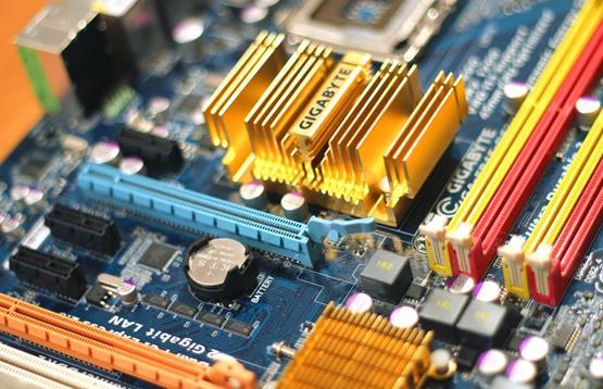 Computer chips - Gigabyte