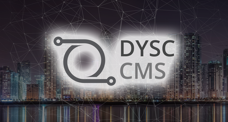 DYSC-CMS