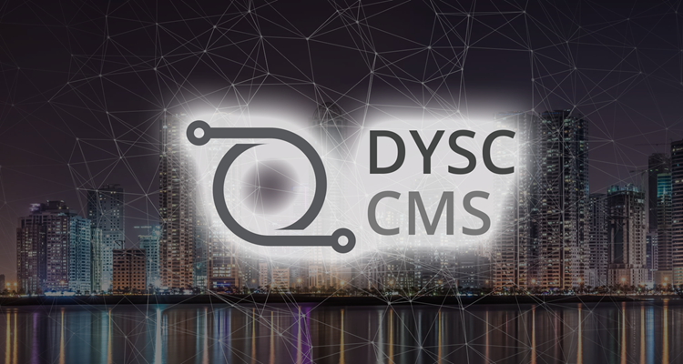 DYSC CMS Admin Panel