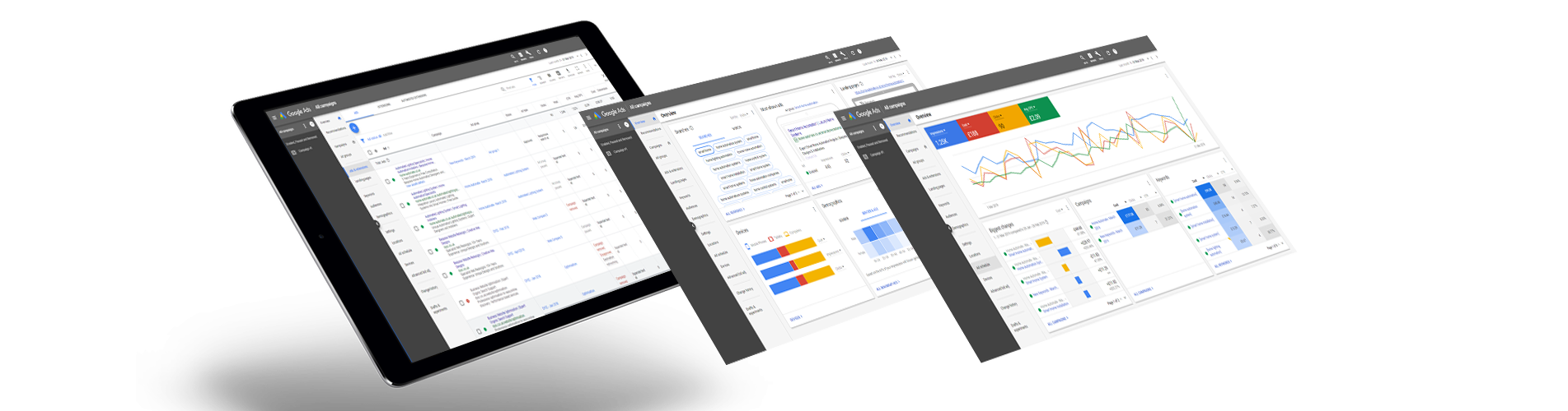 google-adwords-dashboards-stack