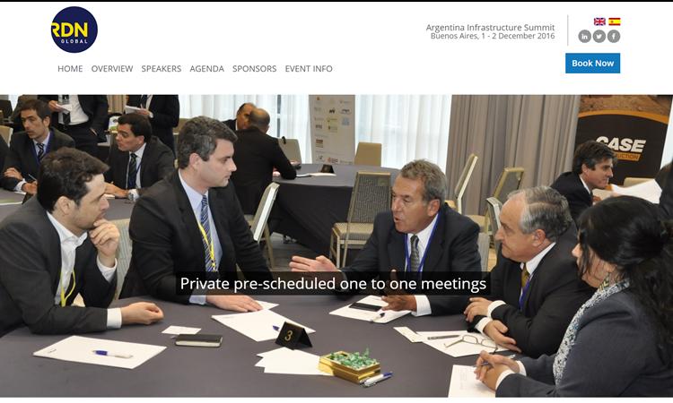 RDN Global Argentina Website