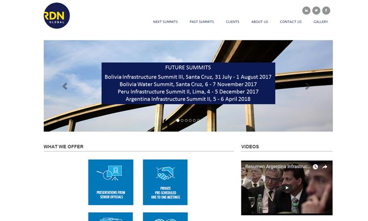 RDN Global Website