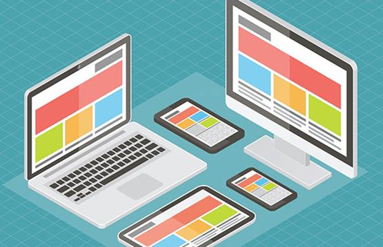 Web design on all devices